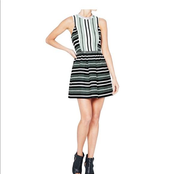 Sass Bide Dresses Sass Bide Streams Of Silver Dress X Nwt Poshmark